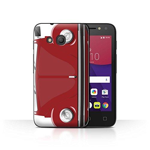 STUFF4Phone Case/Cover/Skin/alcpix44/Retro Beetle Collection Rouge d'Afrique
