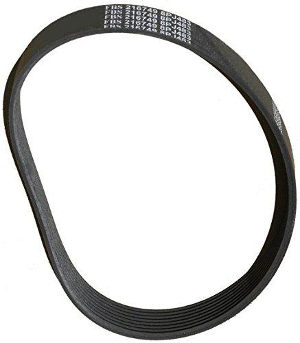 WalkingBeltsLLC - ProForm 285T Treadmill Motor Drive Belt PFTL29100 + Free 1oz Lube