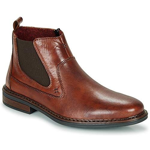 RIEKER DANE Enkellaarzen/Low boots hommes Bruin Laarzen