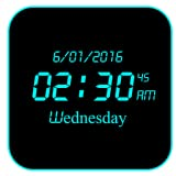 LED Digital Clock Live WP