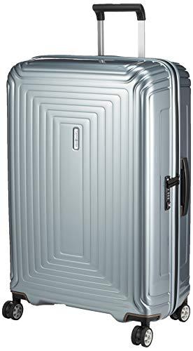 [サムソナイト] スーツケース アスペロ スピナー 75/28 保証付 94L 75 cm 3.4kg メタリックシルバー