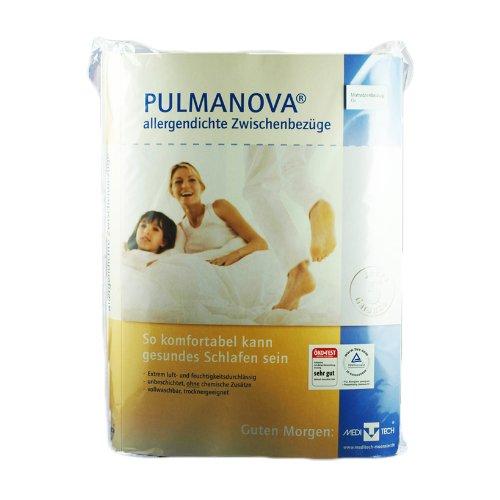 Matratzenbezug Anti-Allergie Pulmanova 100 x 200 cm