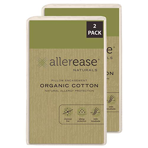 Aller-Ease AllerEase Organic Cotton,...
