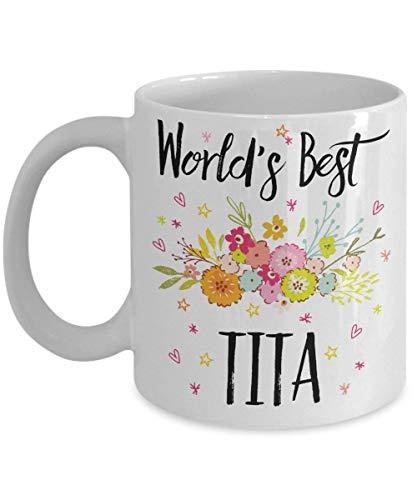 N / A Taza de TITA - Regalos para TITA - La...