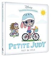 DISNEY BABY - Mes premières histoires - Petite Judy fait du vélo de Jeunesse disney Hachette