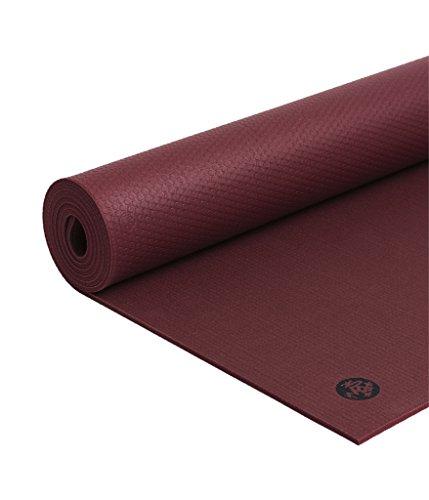 Manduka PRO Yoga and Pilates Mat, Black Verve, 85'