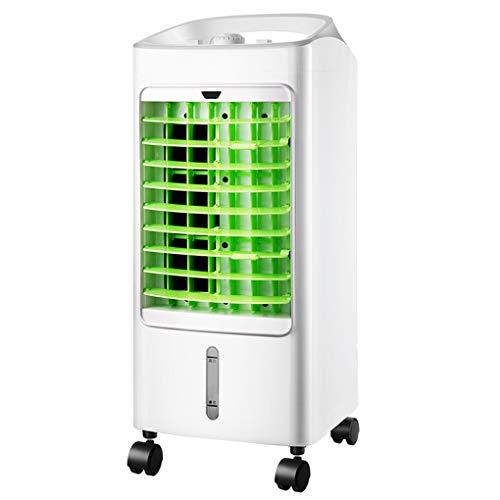 ZZZR Condizionatore Portatile, Risparmio energetico 3 in 1 Raffreddamento Portatile, Purificazione dell'Aria Climatizzatore Mobile, Raffreddatore d'Aria a 3 velocità