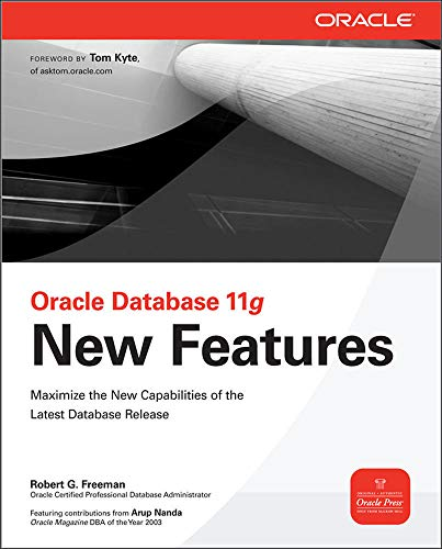 Oracle Database 11g New Features (Oracle Press)