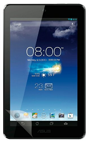 Aiino AISPASMP7-MRR schermfolie voor tablet Asus MeMO Pad 17,8 cm (7 inch) Mirroxr, Fonepad 7, Ultra Clear, transparant