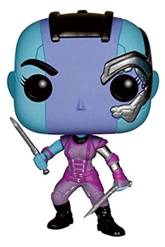 Funko POP! Marvel: Guardianes de la Galaxia: Nébula