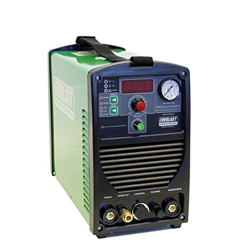 2019 Everlast SuperUltra 206si 200a Tig Stick 50a Plasma Cutter Multi Process Welder Dual Voltage...