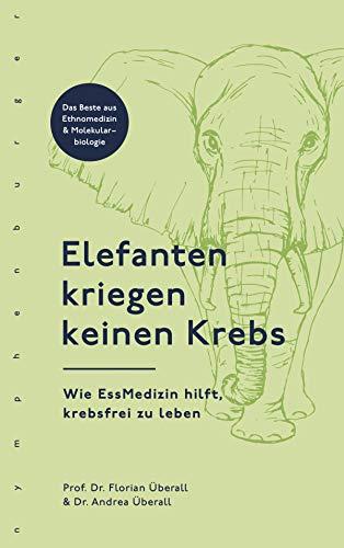 Elefanten kriegen keinen Krebs: Wie EssMedizin hilft, krebsfrei zu leben