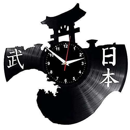 AIYOUBU Orologio da Muro Giapponese Giappone