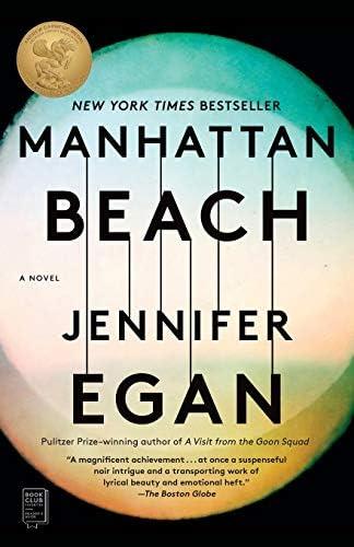 Manhattan Beach A Novel product image
