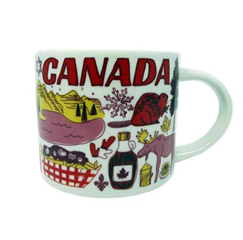 Starbucks Been There Serie Tasse Kanada, 400 ml