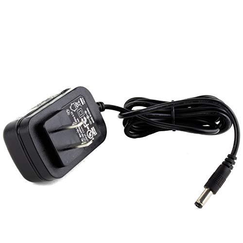 MyVolts 9V Power Supply Adaptor Compatible with Electro-Harmonix Ravish Sitar Effects Pedal - US Plug