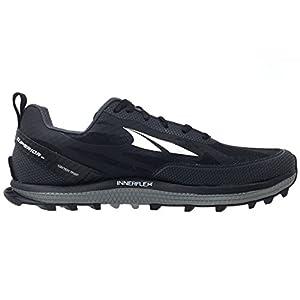 ALTRA Men's Superior 3.5 Sneaker (9, Black/White)