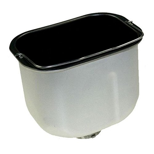 Tankgröße (Twist & Lock)–Brotbackautomat–Kenwood