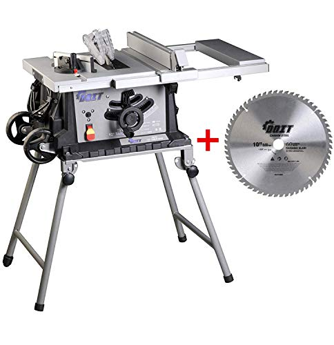 Dobetter Portable 10 Inch Table Saw