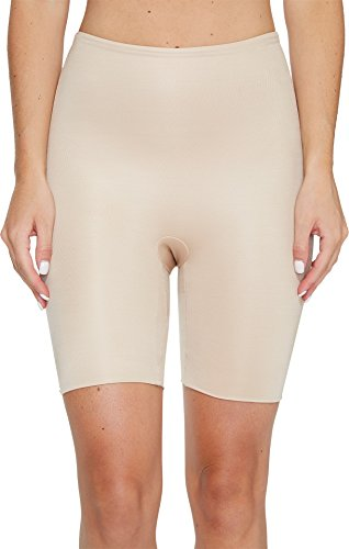 SPANX Power Conceal-Her Mid-Thigh Short Natural Glam MD