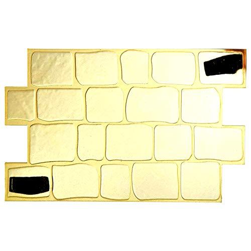 Polyurethane Mat Stamp PAVING STONES | Texturing Skin Slate Pattern Stone Decorative Concrete Cement Imprint Polyurethane Texture Stamp Mat Polyurethane Stamping