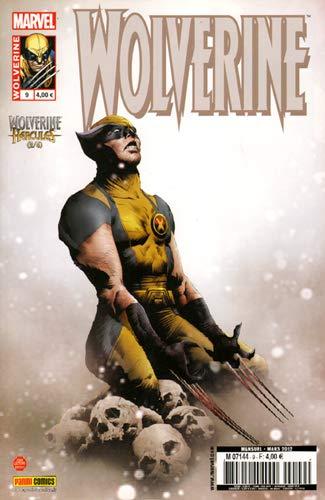 Wolverine, Tome 9 :