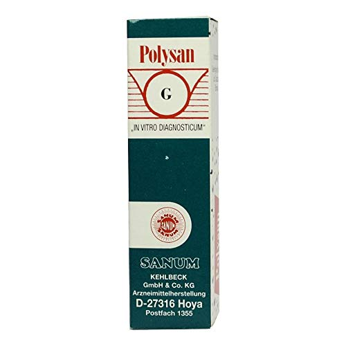 POLYSAN Typ G kolloidale Lösung D 9 Sanum Tropfen 10 ml
