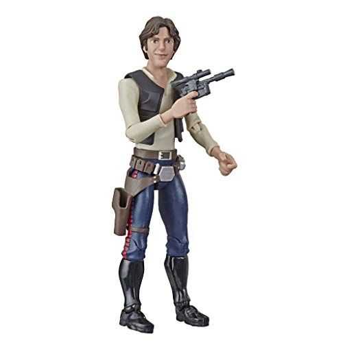 Star Wars - Galaxy of Adventures E9 Han Solo (Hasbro E3809EL2)