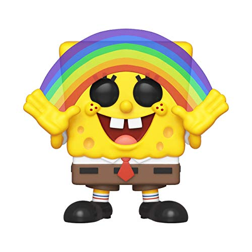 Pop! Vinilo: Spongebob Squarepants S3: Spongebob (Rainbow)