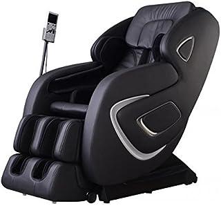 BestMassage Black Full Body Zero Gravity Shiatsu MassageChair Recliner 3D Massager withHeat