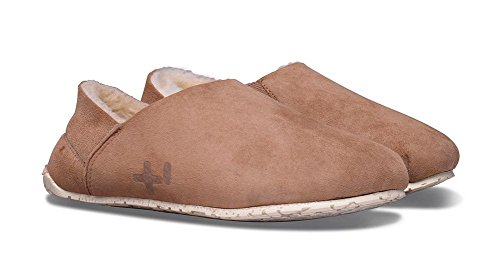 OTZ Shoes Damen Espadrille Sherling, Chestnut/Chino, 41