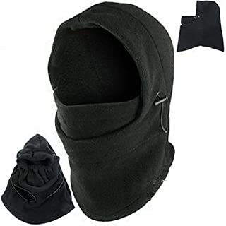 WholesaleAtoZ Safety Balaclavas Fleece Thick Full Cover Protection Face Mask for Riding Bike