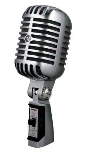 Portable & Gadgets Shure 55SH Series II Iconic Unidyne Micrófono Vocal (micrófono Elvis)