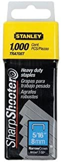 Stanley Tools TRA705T 5/16in. Heavy Duty Staple 2 Pack