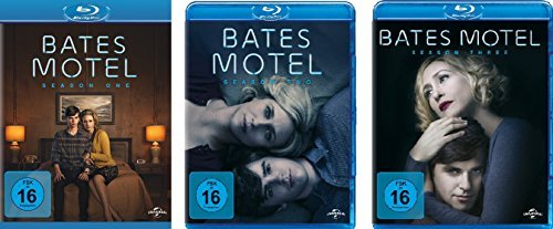 Bates Motel - Season 1 - 3 im Set - Deutsche Originalware [7 Blu-rays]
