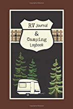 RV Journal and Camping Logbook