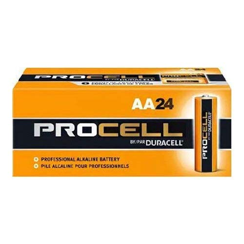 Duracell Procell AA Size - 288 Pack