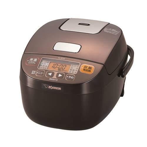 象印 マイコン式炊飯器 3合 一人暮らし 極め炊き NL-BT05 ブラウン