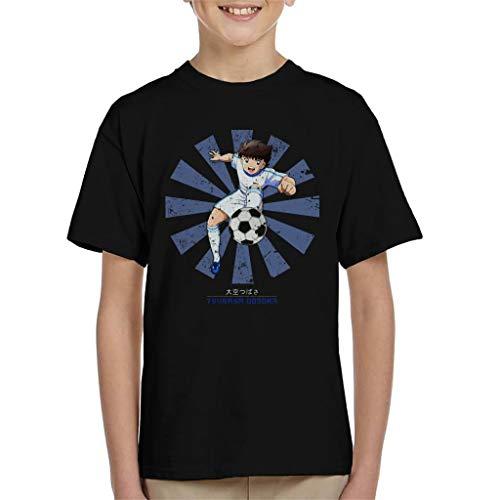 Tsubasa Oozora Retro Japanese Kid's T-Shirt
