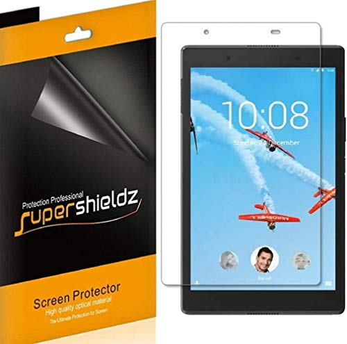 (3 Pack) Supershieldz Designed for Lenovo Tab E8 8 inch [Not Fit for Lenovo Tab M8] Screen Protector, High Definition Clear Shield (PET)