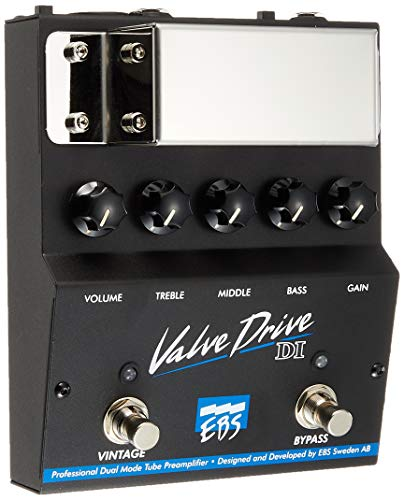 EBS Sweden AB Bass Distortion Effects Pedal (VDR-DI)