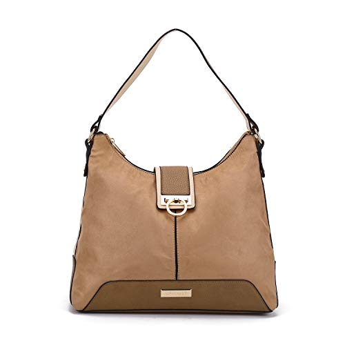 Suede Hobo Purses and Handbags for Women Large Satchel Shoulder Bags and Top Handle Tote