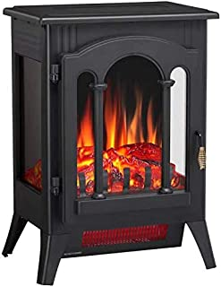 Best free standing electric fireplace with remote Reviews