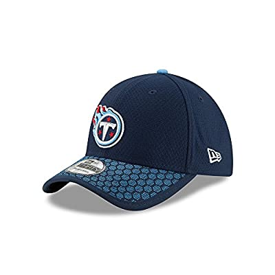 New Era 39Thirty Cap - NFL 2017 Sideline Tennessee Titans