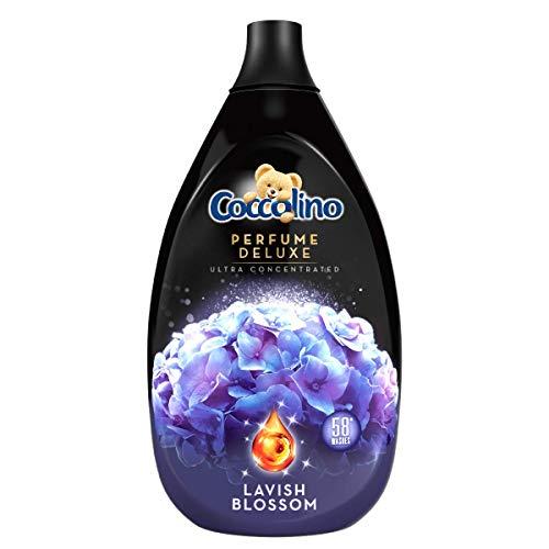 Coccolino Profumo Delux - Ammorbidente ultra concentrato - Sontuoso Blossom - 870 ml - 58 lavaggi
