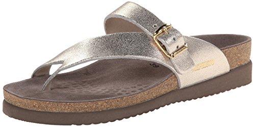 Mephisto Women's Helen Gladiator Sandal, Platinum Venise, 7 M US