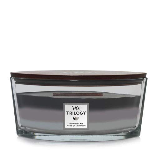 WoodWick Scented Candles, ys/m, Mountain Air