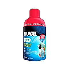 Immediately establishes safe biological aquarium environment Powerful responsive ammonia and nitrite elimination Prevents fish loss Allows immediate introduction of fish For Fresh and Saltwater Use