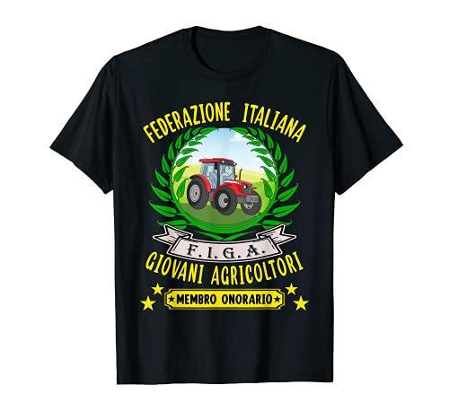 Federazione Italiana Giovani Agricoltori FIGA Maglietta