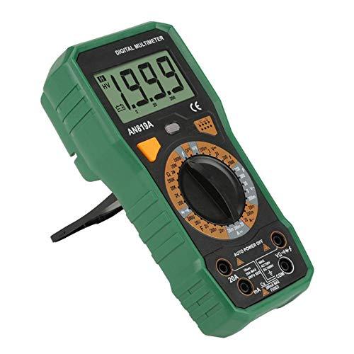 Termometro a termocoppia Ohmmetro Multimetro Capacità Voltmetro Volt Ohm Meter per casa per laboratori(#2)